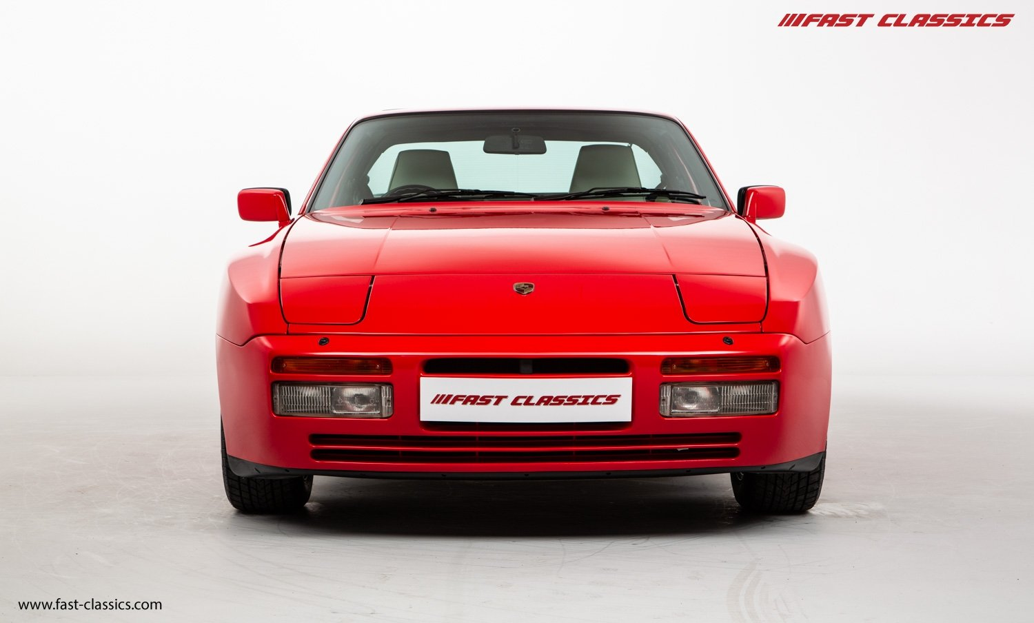 1990 PORSCHE 944 S2 // STUNNING GUARDS RED // 27K MILES // FAMILY For Sale (picture 3 of 23)