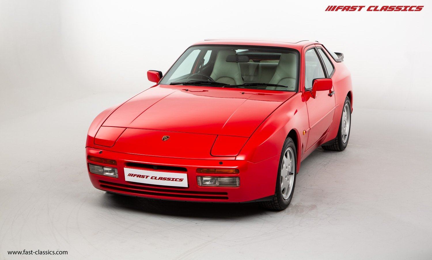 1990 PORSCHE 944 S2 // STUNNING GUARDS RED // 27K MILES // FAMILY For Sale (picture 5 of 23)