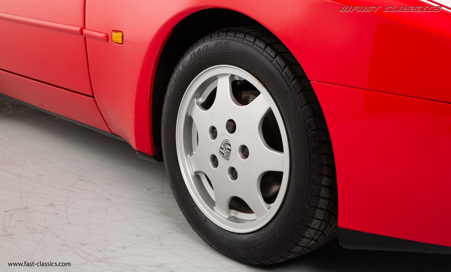 1990 PORSCHE 944 S2 // STUNNING GUARDS RED // 27K MILES // FAMILY For Sale (picture 19 of 23)