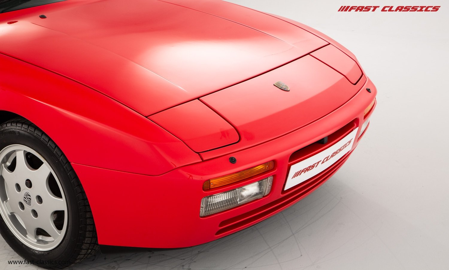 1990 PORSCHE 944 S2 // STUNNING GUARDS RED // 27K MILES // FAMILY For Sale (picture 21 of 23)