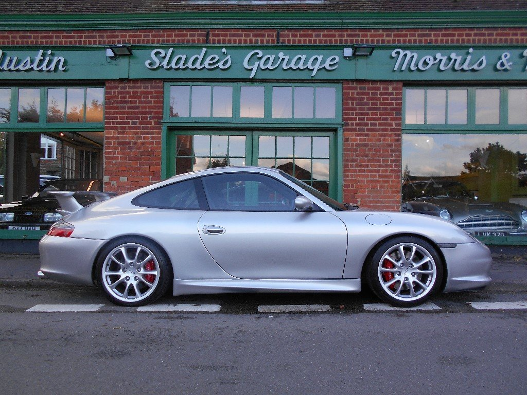 2003 Porsche 911 GT3  For Sale (picture 1 of 4)