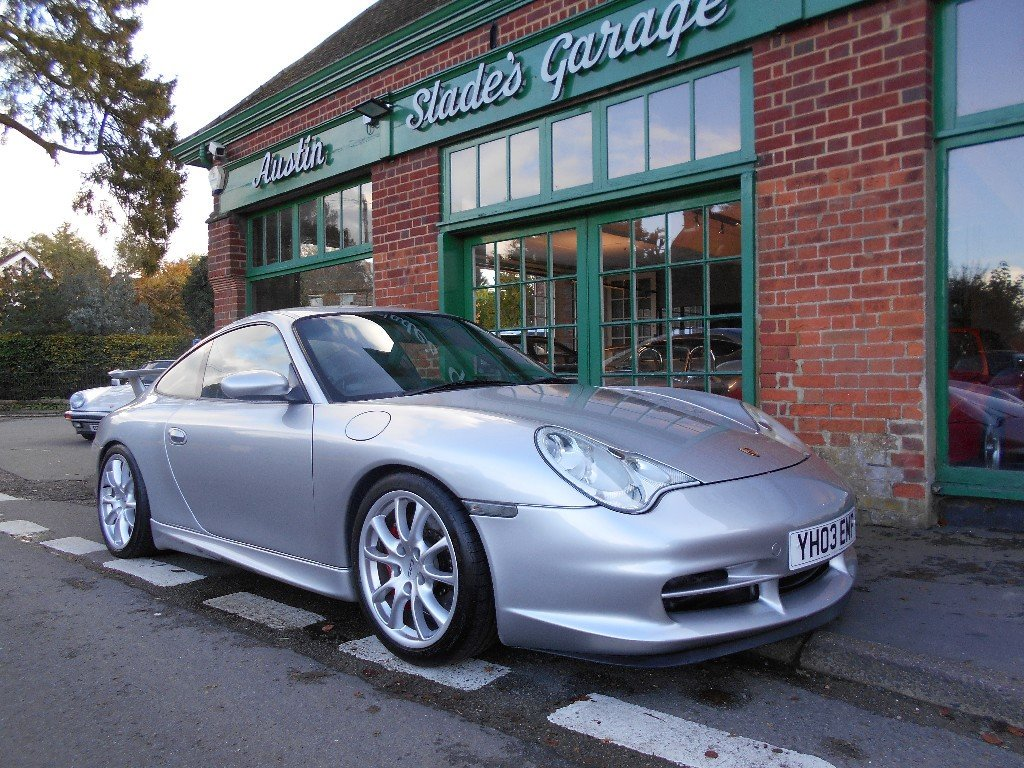 2003 Porsche 911 GT3  For Sale (picture 2 of 4)