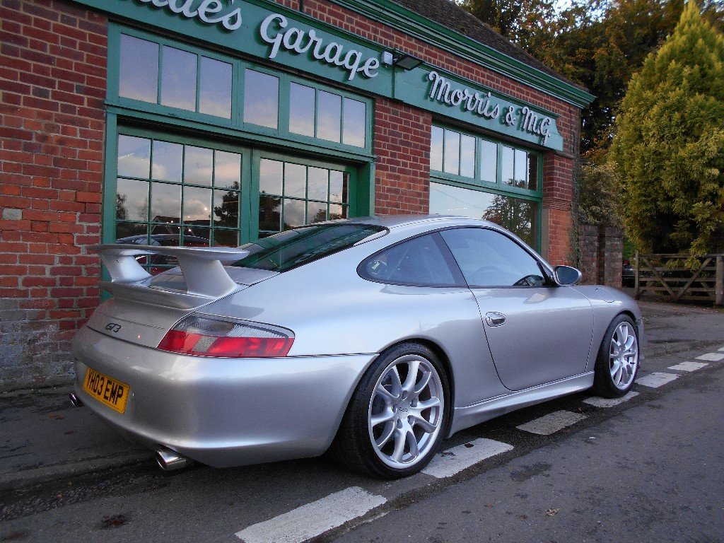 2003 Porsche 911 GT3  For Sale (picture 3 of 4)