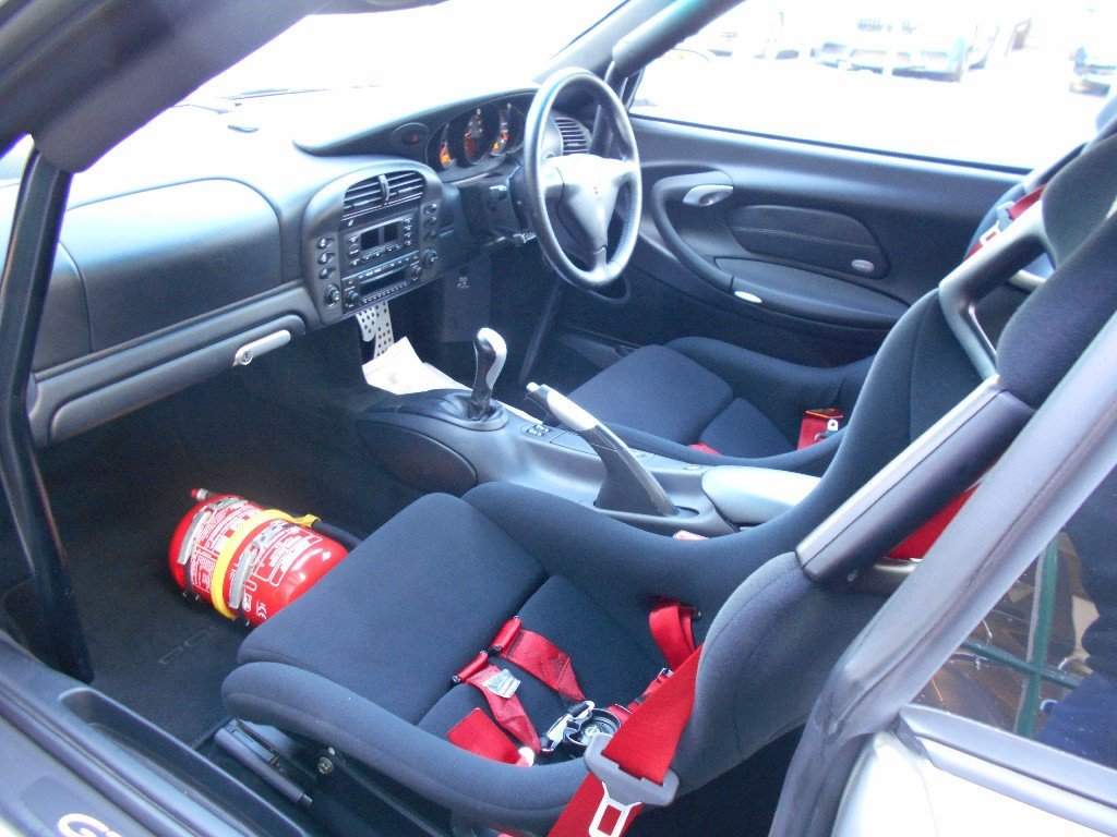 2003 Porsche 911 GT3  For Sale (picture 4 of 4)