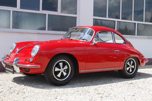 Picture of 1964 Porsche 356 C Coupé *restored* MATCHING NUMBERS* For Sale