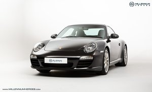PORSCHE 997.2 CARRERA 2S //  M030 SPORTS SUSPENSION // LSD