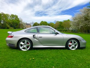 2003 Porsche 911 Turbo (996) For Sale