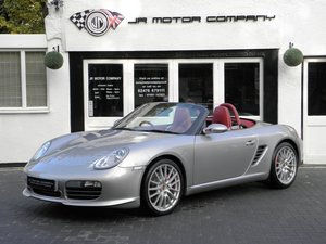 Picture of 2008 orsche Boxster RS60 Spyder 3.4 Manual Only 21000 Miles! SOLD