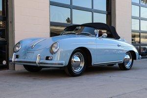 1958 Porsche 356A Speedster Blue 12k miles  $obo For Sale