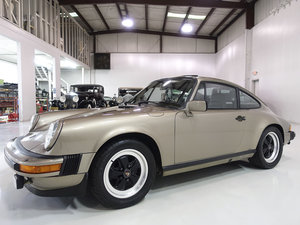 1983 Porsche 911SC Sunroof Coupe