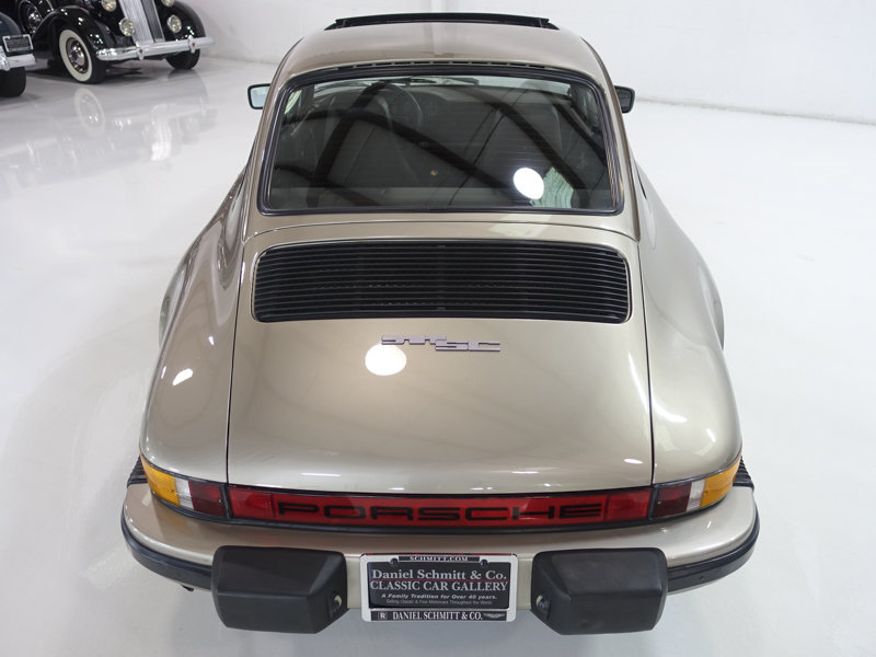 1983 Porsche 911SC Sunroof Coupe For Sale (picture 3 of 6)