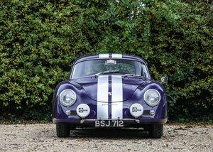 1958 Porsche 356A Coup