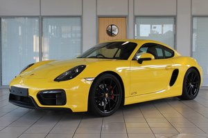 2016/16 Porsche Cayman (981) 3.4 GTS Manual