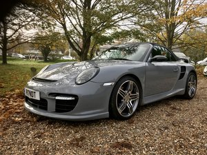 Porsche 997 2005 Tiptronic Convertable ..Black Edition.. ! For Sale