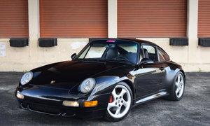 1997 Porsche 911 993 Carrera 2S 6 Speed Manual Black $79.9k For Sale