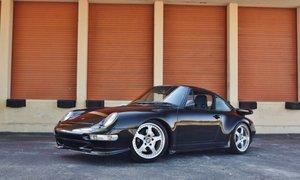 1995 Porsche 911 993 RUF BTR 3.6L Turbo 6 Speed Full RUF For Sale
