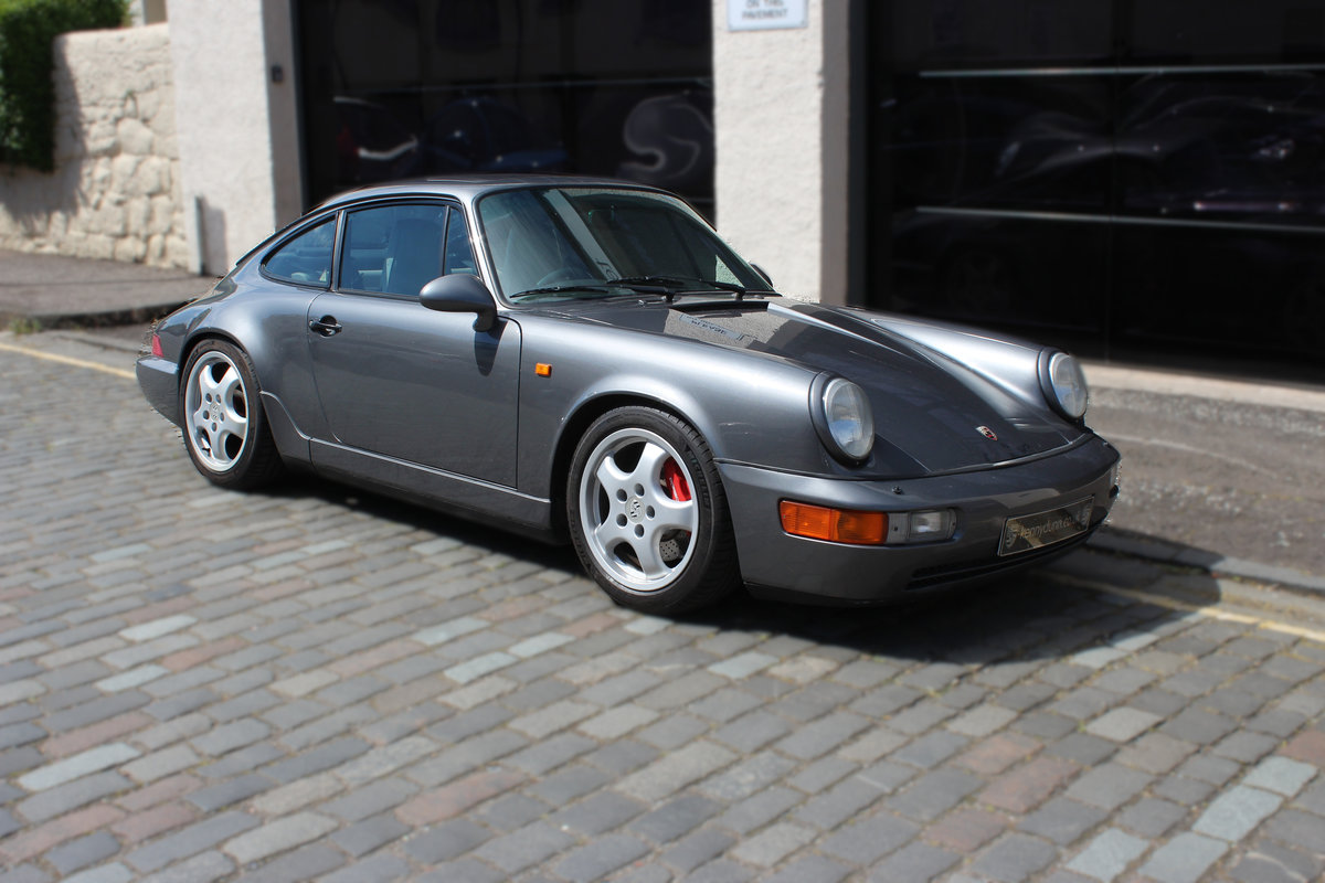 1989 Porsche 911 3.6 964 Carrera 4 AWD 2dr SPECIAL 964 For Sale (picture 1 of 6)