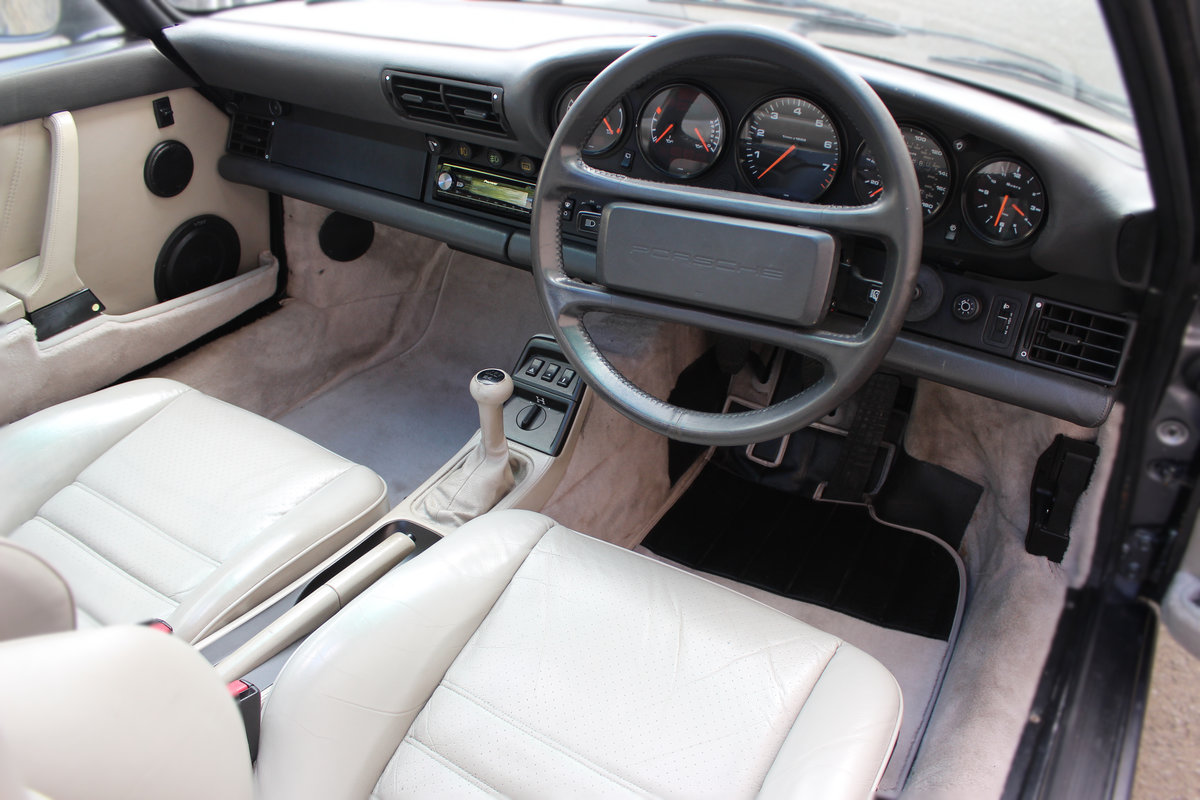 1989 Porsche 911 3.6 964 Carrera 4 AWD 2dr SPECIAL 964 For Sale (picture 2 of 6)