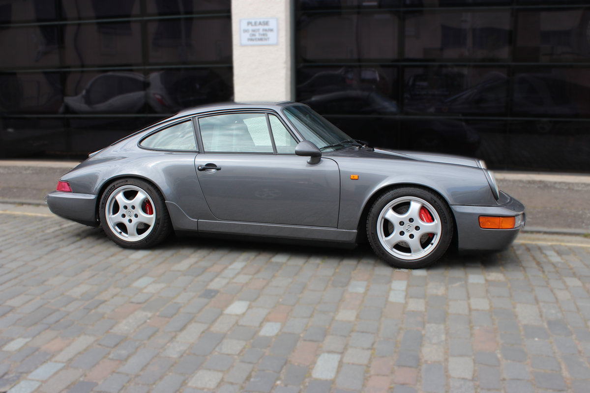 1989 Porsche 911 3.6 964 Carrera 4 AWD 2dr SPECIAL 964 For Sale (picture 3 of 6)
