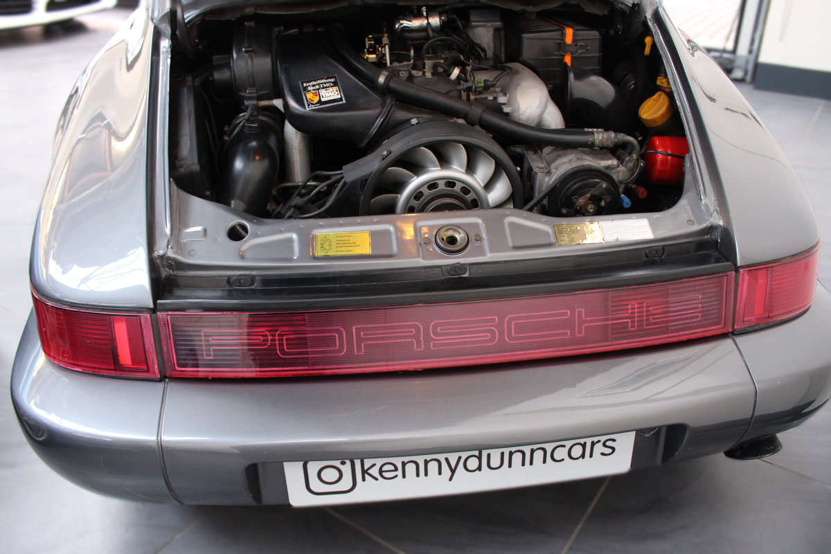 1989 Porsche 911 3.6 964 Carrera 4 AWD 2dr SPECIAL 964 For Sale (picture 5 of 6)