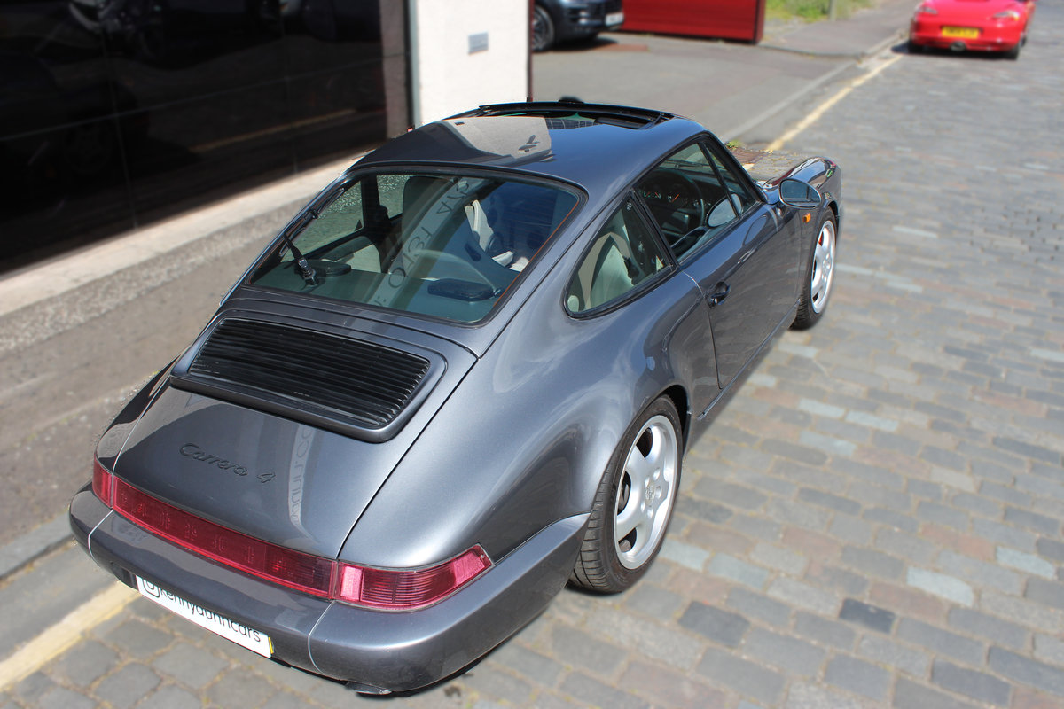 1989 Porsche 911 3.6 964 Carrera 4 AWD 2dr SPECIAL 964 For Sale (picture 6 of 6)