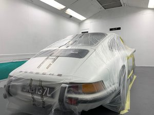 1973 Classic Porsche Restoration and Paintwork......