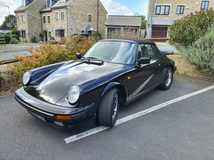 1985 911 Carrera Convertible 3.2 For Sale