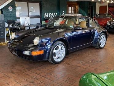 1994 Porsche 911 C4 WIDE BODY Rare 1 of 267 made + Purple For Sale