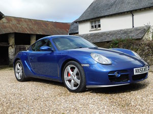 2005 Porsche 987 Cayman S - 29k, full Porsche history, excellent For Sale