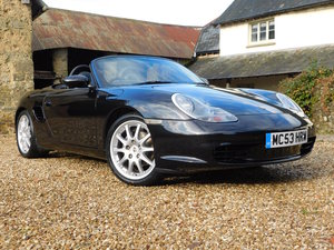 Picture of 2004 Porsche 986 Boxster 2.7 - facelift, 52k, 2 owners, excellent SOLD