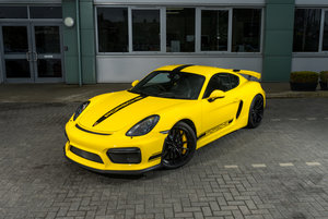Picture of Porsche 981 Cayman GT4 2015 SOLD