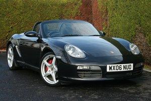 2006 Porsche Boxster 3.2 S SOLD