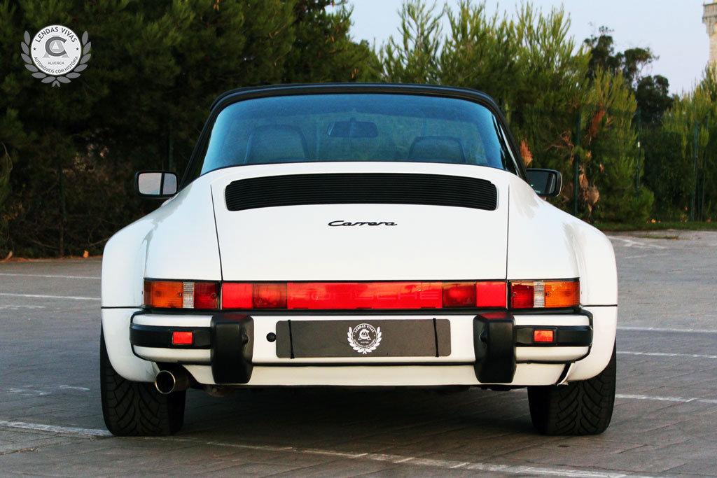1986 Porsche 911 Targa  For Sale (picture 2 of 6)