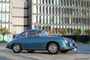 Porsche 356 A T1 coupe 1956 - super original For Sale