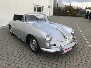 1962 Porsche 356 B Cabrio perfect condition For Sale
