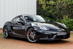 2015 Porsche Cayman GTS PDK (981) For Sale