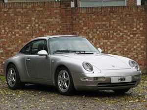 Picture of 1997- PORSCHE 993 C2 TARGA POLAR SILVER  For Sale