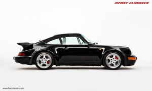 1993 PORSCHE 911 (964) 3.6 TURBO // FULL ENGINE REBUILD // RHD