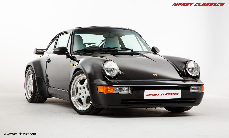 1993 PORSCHE 911 (964) 3.6 TURBO // FULL ENGINE REBUILD // RHD For Sale (picture 2 of 21)