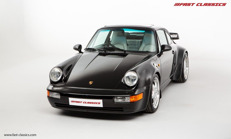1993 PORSCHE 911 (964) 3.6 TURBO // FULL ENGINE REBUILD // RHD For Sale (picture 4 of 21)