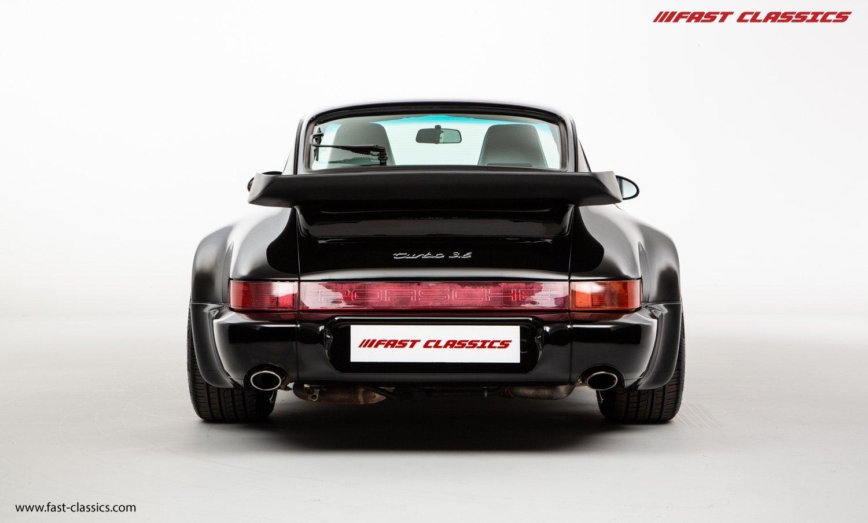 1993 PORSCHE 911 (964) 3.6 TURBO // FULL ENGINE REBUILD // RHD For Sale (picture 6 of 21)