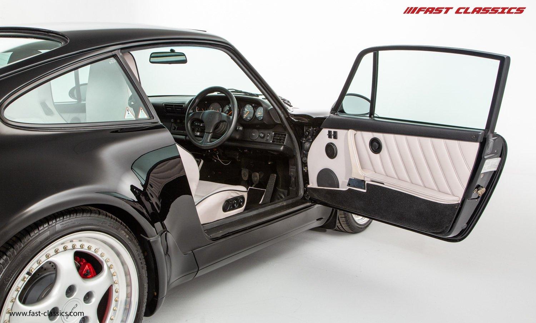 1993 PORSCHE 911 (964) 3.6 TURBO // FULL ENGINE REBUILD // RHD For Sale (picture 8 of 21)