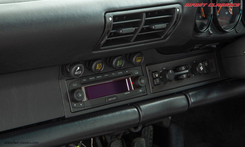 1993 PORSCHE 911 (964) 3.6 TURBO // FULL ENGINE REBUILD // RHD For Sale (picture 11 of 21)