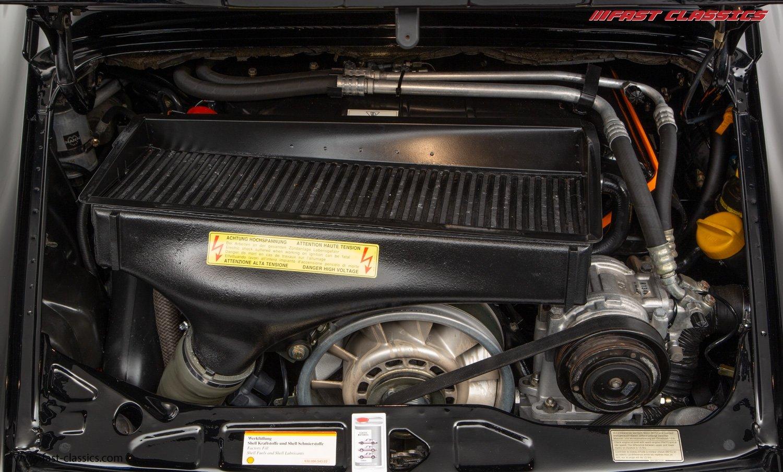 1993 PORSCHE 911 (964) 3.6 TURBO // FULL ENGINE REBUILD // RHD For Sale (picture 15 of 21)