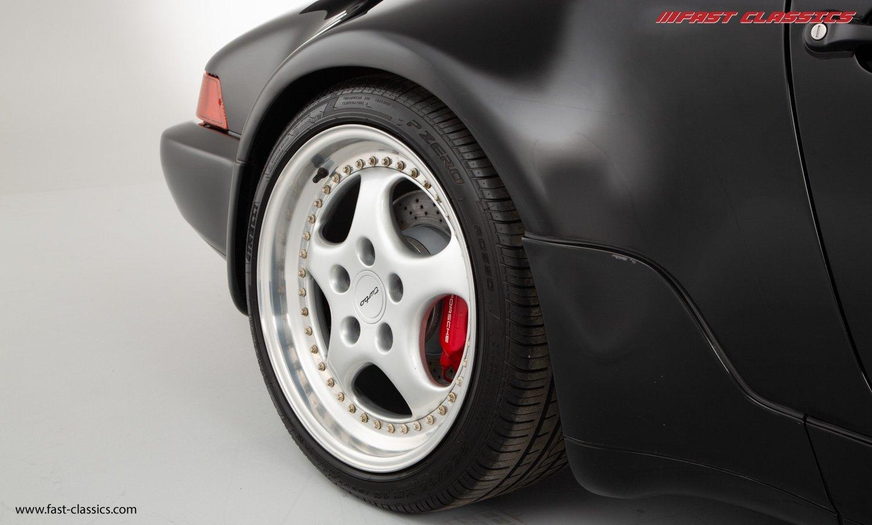 1993 PORSCHE 911 (964) 3.6 TURBO // FULL ENGINE REBUILD // RHD For Sale (picture 17 of 21)