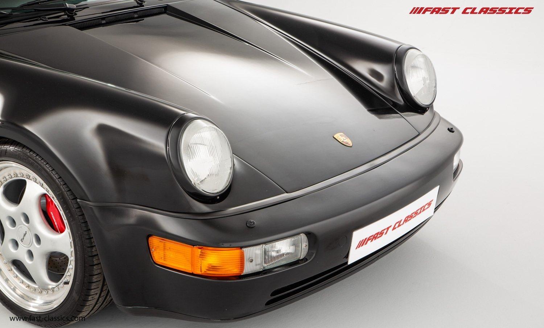 1993 PORSCHE 911 (964) 3.6 TURBO // FULL ENGINE REBUILD // RHD For Sale (picture 20 of 21)