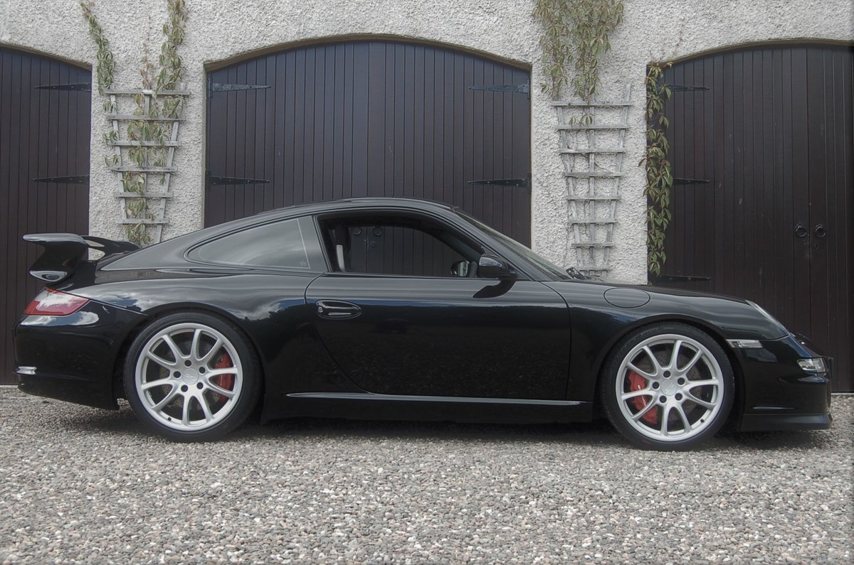 2007 Porsche 997 GT3 CS For Sale (picture 1 of 6)
