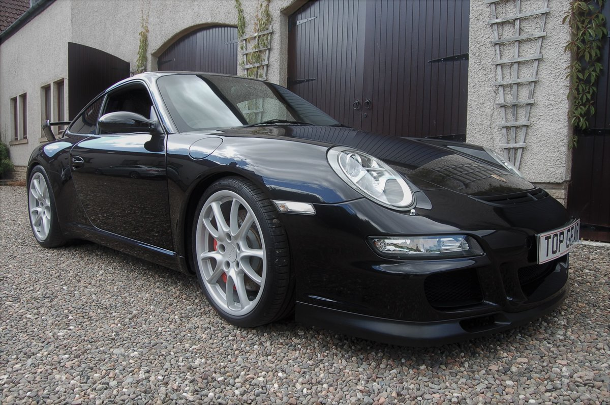 2007 Porsche 997 GT3 CS For Sale (picture 2 of 6)