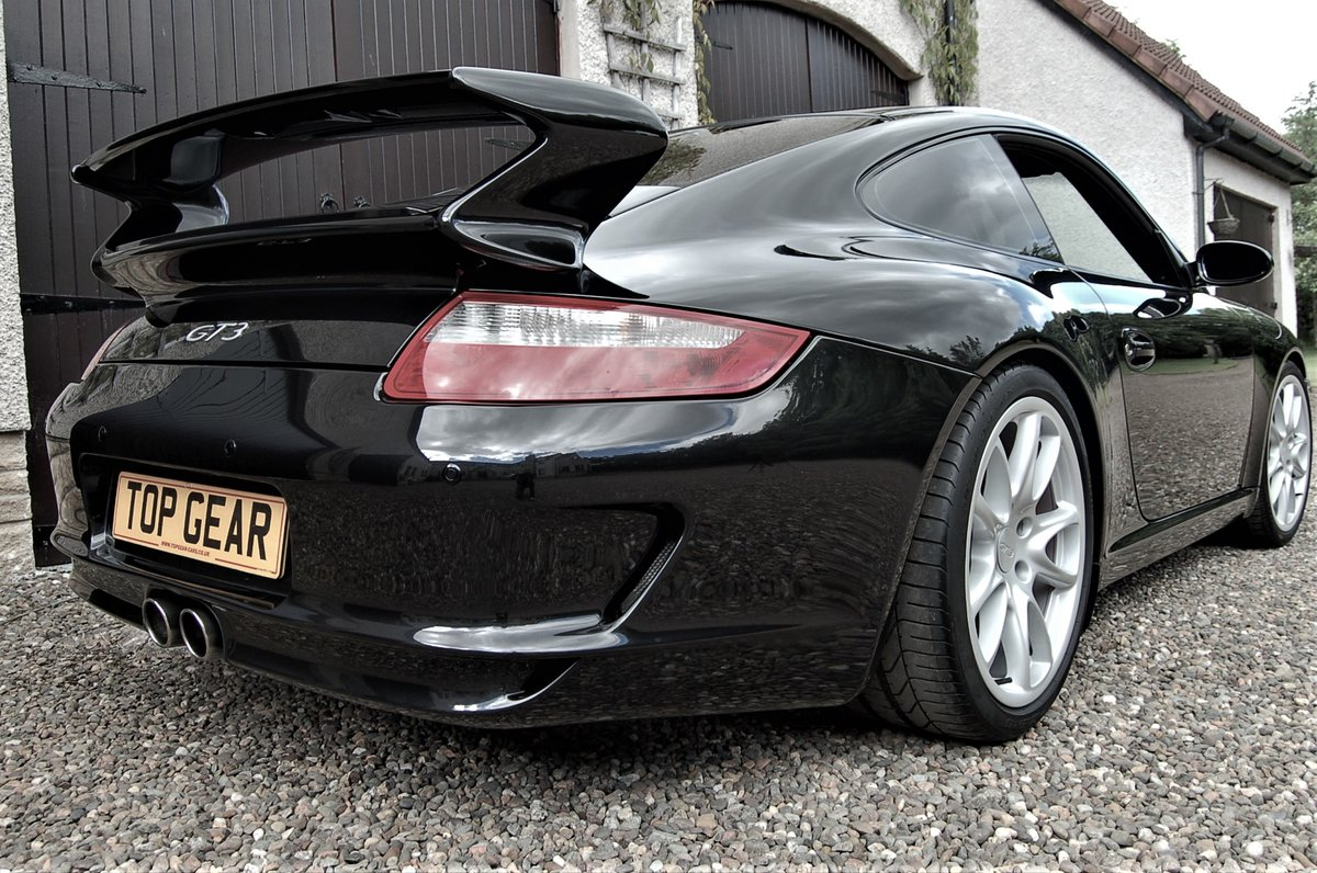 2007 Porsche 997 GT3 CS For Sale (picture 5 of 6)