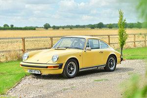 1975 Porsche 911S 2.7-Litre Coupé